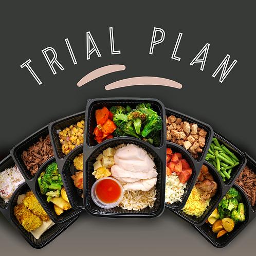 7 Days Trial MealPlan