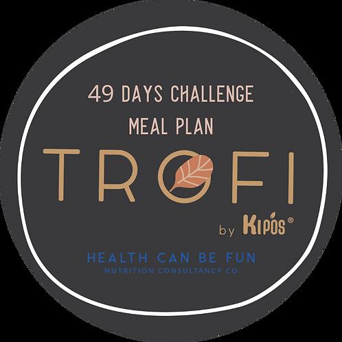 49 Days Meal Plan (Challenge)