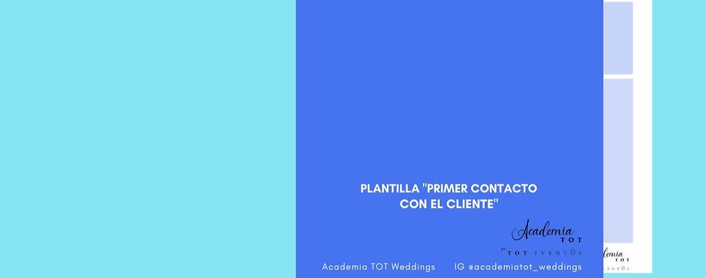 Recopila de forma correcta los datos del cliente desde el primer contacto (Plantilla)