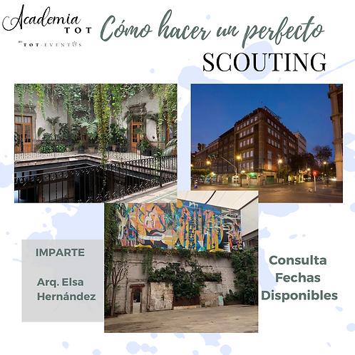 Cómo hacer un perfecto Scouting