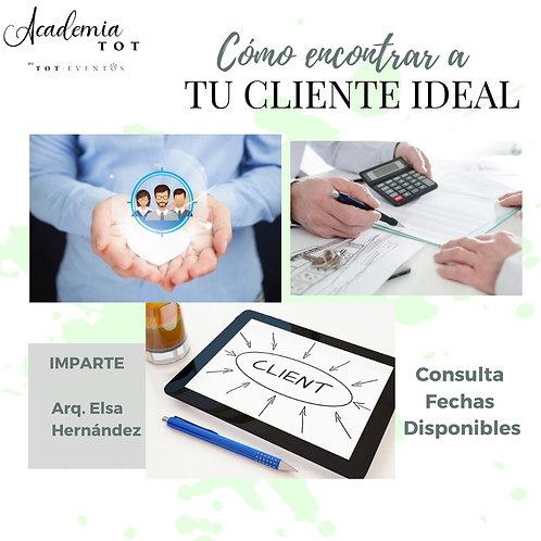 Como encontrar a tu Cliente Ideal