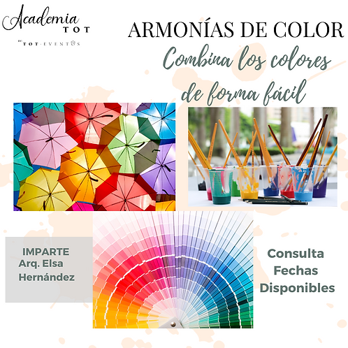 Armonías de Color