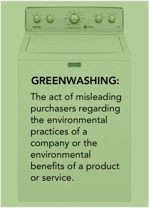 PART 3: The Dangers of Greenwashing