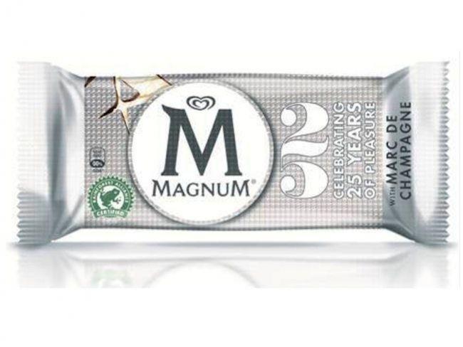 BIG STEPS 8: Magnum Ice Cream