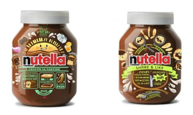 BIG STEP 4: Nutella Finally Takes the Big One