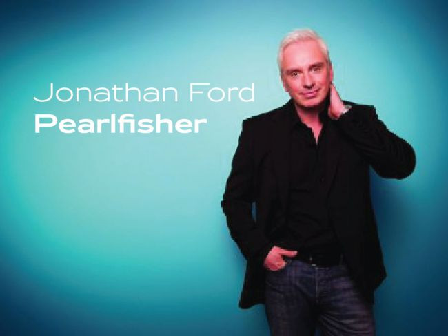 Inspiration and Mission: Podcasts by Jonathan Ford from Pearlfisher