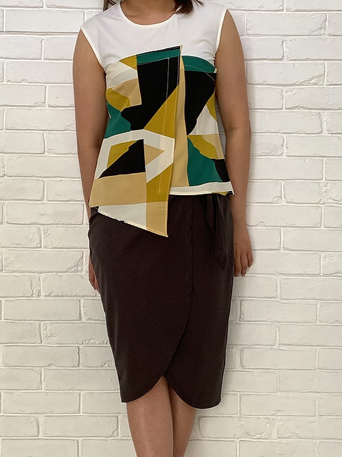 Asygeo Blouse