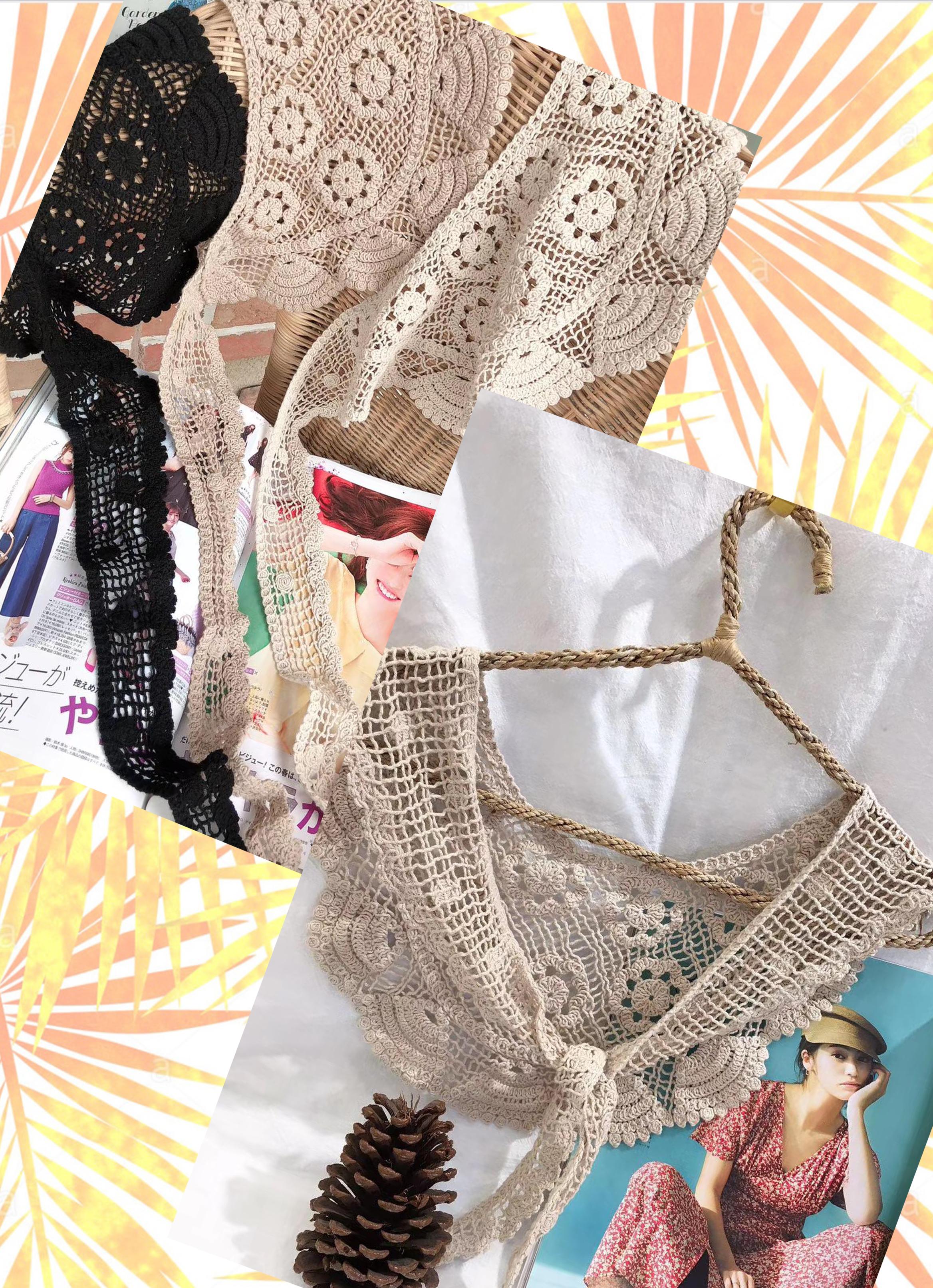 Crochet Scarfing