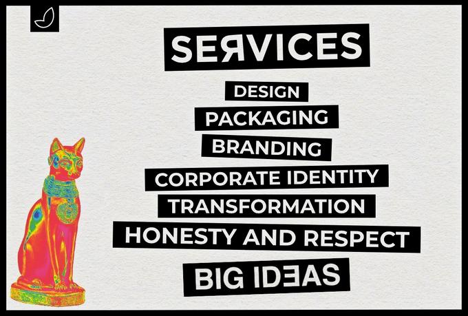 Jsme DESIGNOVÉ studio, Část 3: Naše designové služby jsou přizpůsobivé orientované na klienty