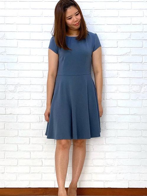 Winter Bleu Dress