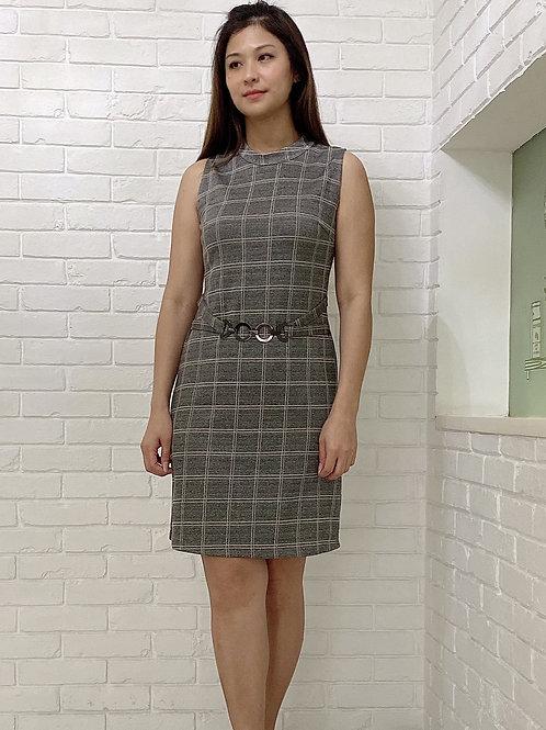 Oxford Grey Dress