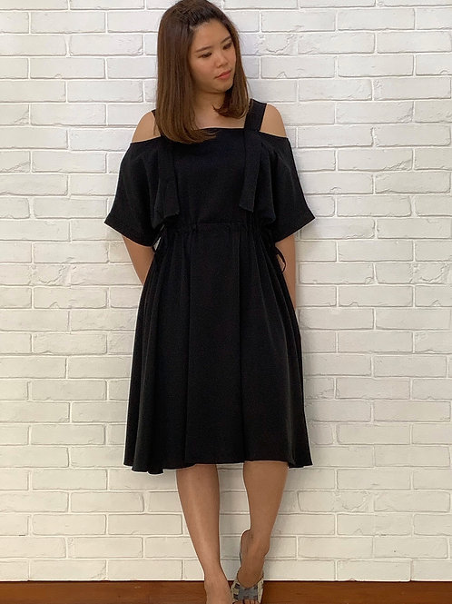 Sophie Black Dress