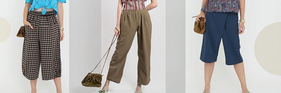 Fondmoment_Pants for Women