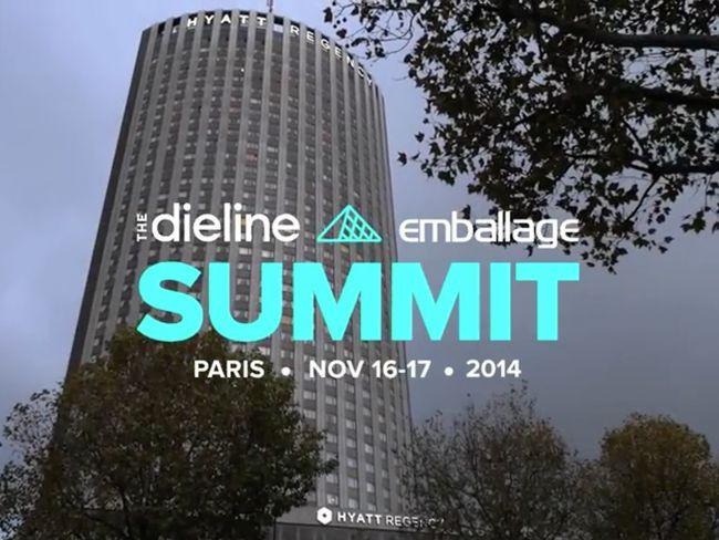 Video: Dieline Summit Novembre 2014