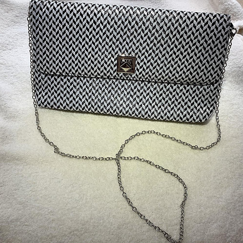 Eboni Envelope Clutch