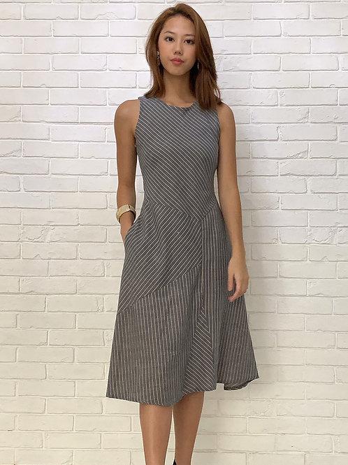 Biasse Grey Dress