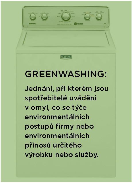 Část 1.: Co je Greenwashing