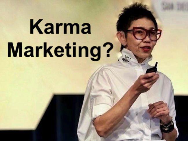 SB 2016 #3:  Karma Marketing