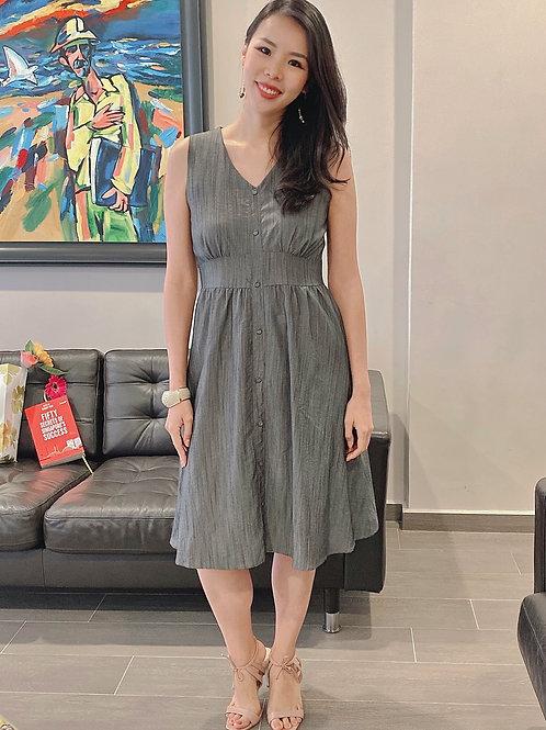 Junisse Grey Dress