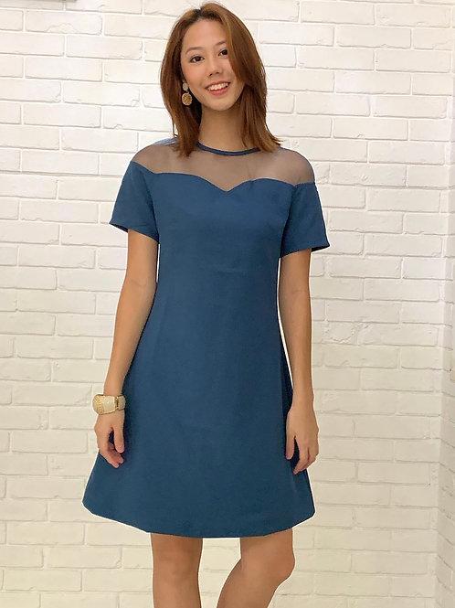 Tokyo Bleu Dress