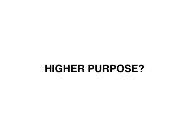 """SB Copenhagen 2016 #2: What does having a """"higher purpose"""" actually mean?"""