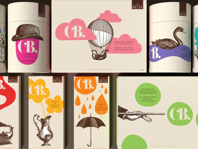 The Dieline Digest 1, B&H style
