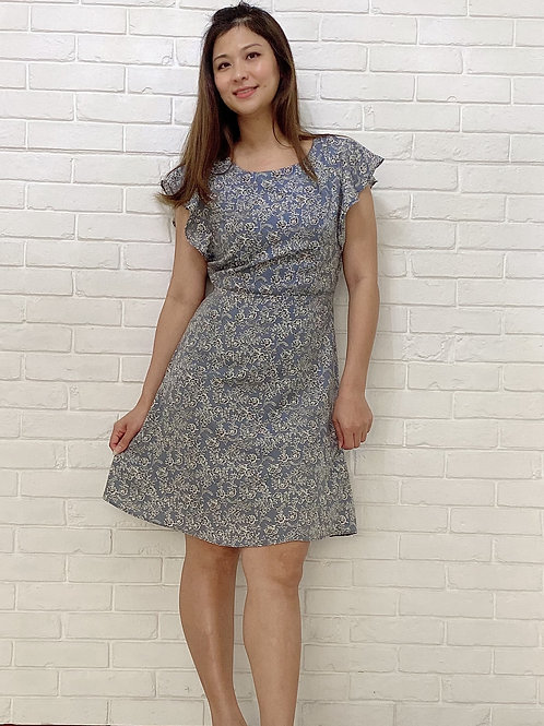 Daisie Blue Dress