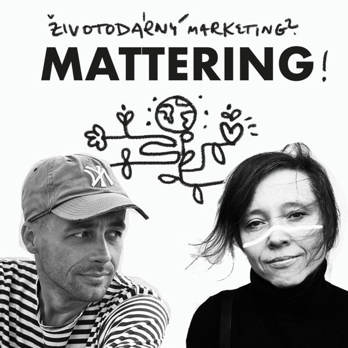 Mattering Talks - nový podcast od BéHáček