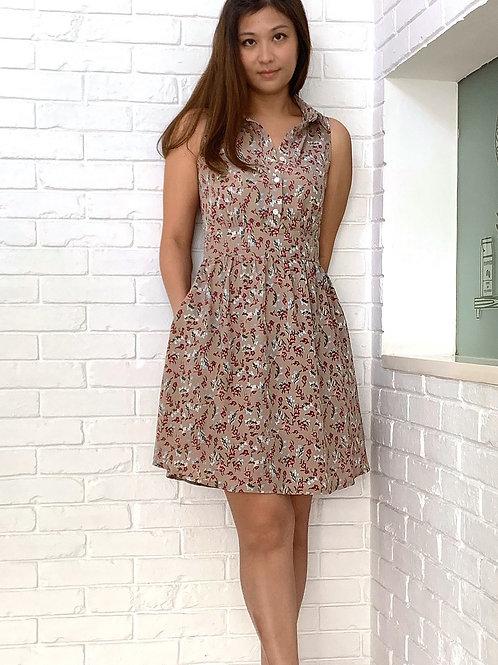 Maple Shirt Dress