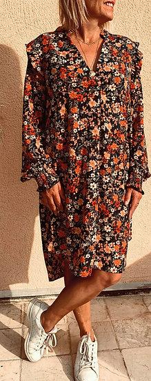 Robe fleurie Louna