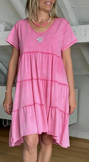 Robe rose Carlita