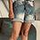 Thumbnail: Short jean bleu