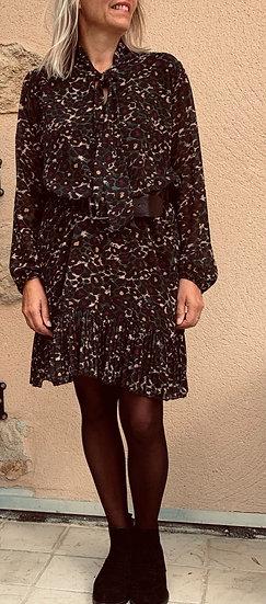 Robe léopard Léo