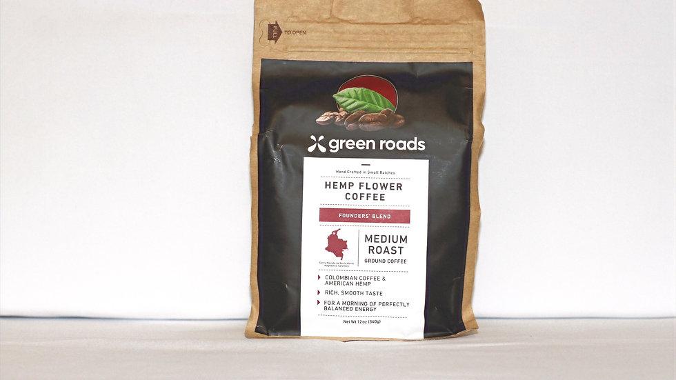 Hemp Flower Coffee
