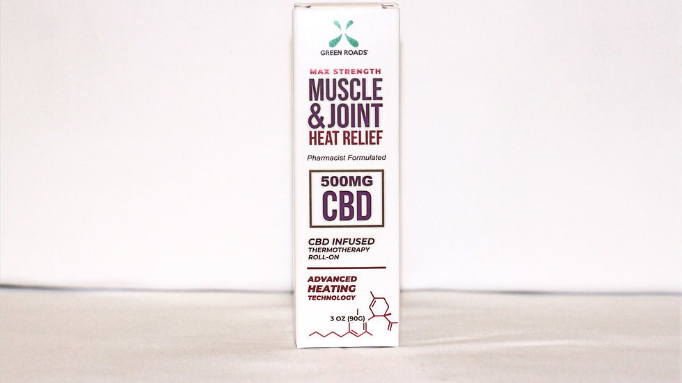 Muscle & Joint Heat Relief