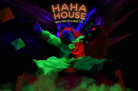 HA HA HOUSE