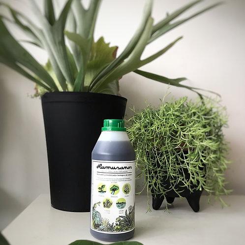 Biofertilizante orgánico 1lt.