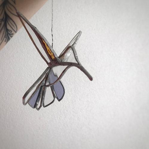 Vitral colibrí chico