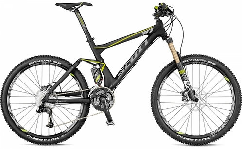 Daily Mountain Bike Rental