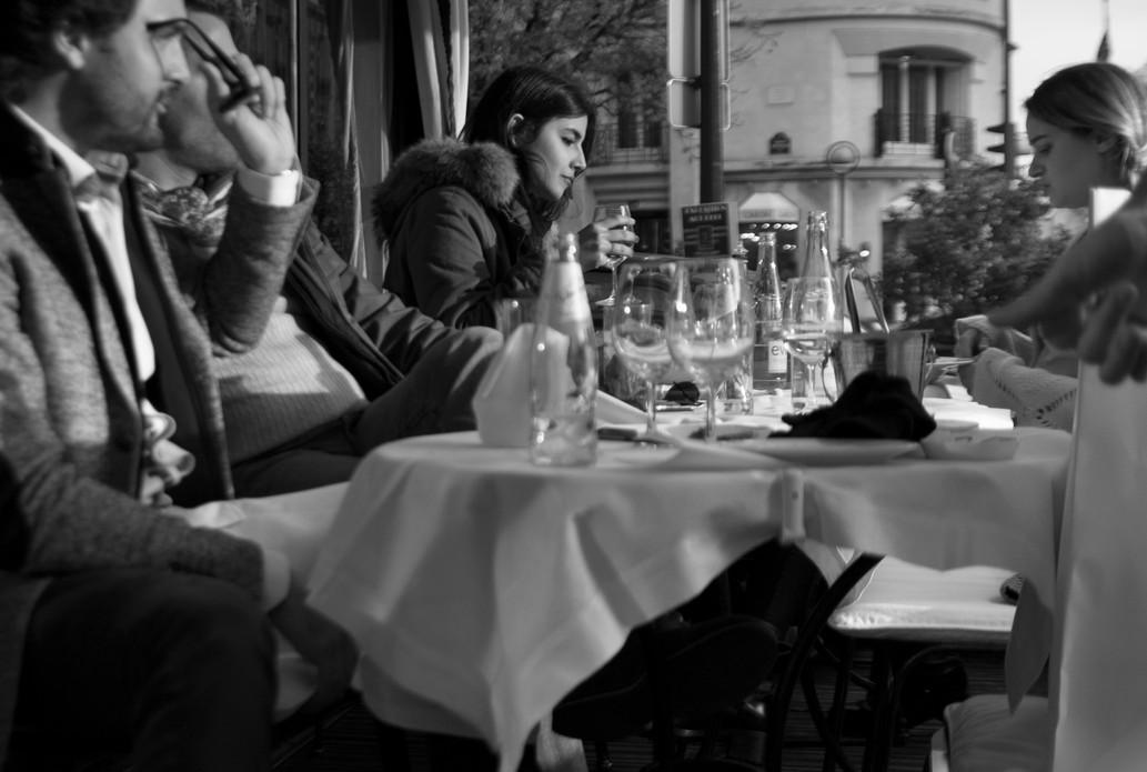 Dejeuner a L'Avenue, Paris. November 16, 2013.jpg