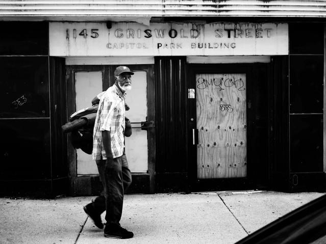 1145 Griswold Street, Detroit. August 1,
