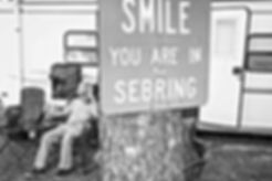 Smile, Your are in Sebring, Sebring. Mar