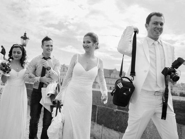 Two Weddings, Prague. August 29, 2014.jp