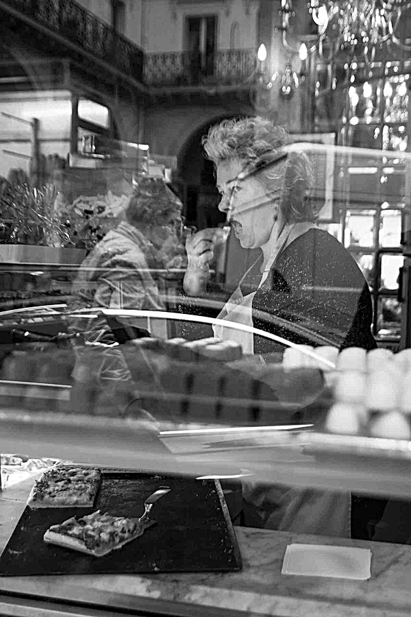 Sampling The Goods, Paris. November 25,