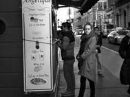 Cafe Angelique, NY. November 11, 2013psd