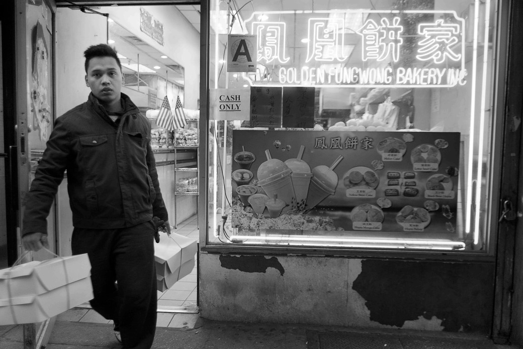 Deliveryboy, Chinatown, New York. January 18, 2014.jpeg