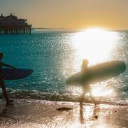 2 Surfers, March 28, 2021. Malibu.jpeg