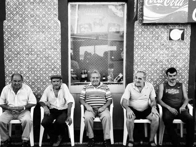 City Elders, Sao Miguel, Azores. August