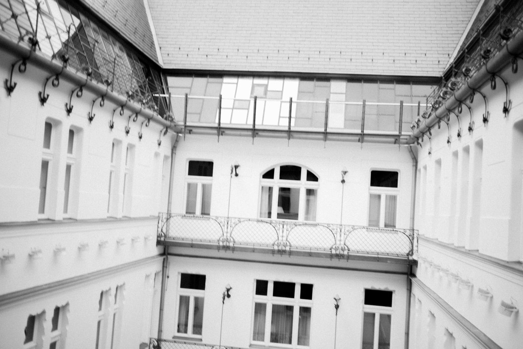 Gresham Palace, Budapest. August 31, 2014.jpg