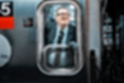 Subway Engineer, New York. October 17, 2